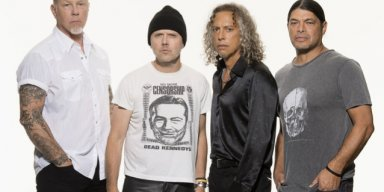 METALLICA Donates $279,000 To Pediatric Hospital