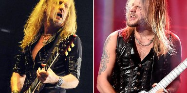 RICHIE FAULKNER Says K.K. DOWNING 'Looked And Sounded Great' During First Performance In 10 Years