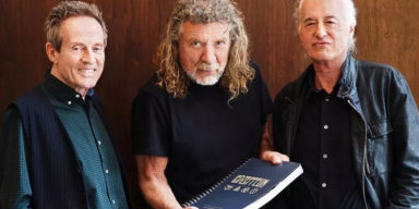 Justice Department Officially Supports LED ZEPPELIN's 'Stairway To Heaven' Copyright Case