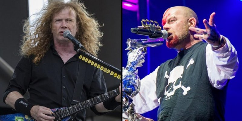MEGADETH To Open For FIVE FINGER DEATH PUNCH?