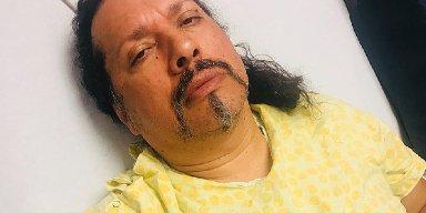 STRYPER Guitarist OZ FOX's Tumors Have Grown