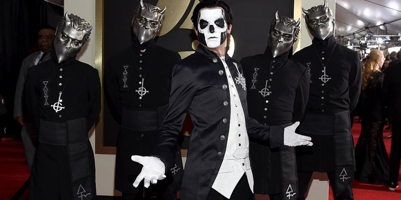 GHOST's Tobias On METALLICA Ticket Scam: 'There's Very Little' That Artists Can Do About It