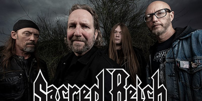 SACRED REICH: 'We're Not Going To Stop Saying What We Believe In Because We're Afraid Of Losing Some Sales'