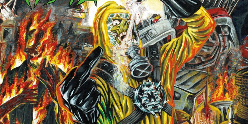 "MUNICIPAL WASTE Announce The Last Rager EP + Release Music Video for ""Wave Of Death"""