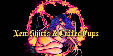 New 'She Devil' MDR Shirt & Coffee Cups - 2019 - Get It Now!