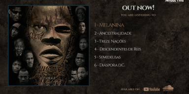 """QUILOMBO: Listen now to the EP """"Itankale""""!"""