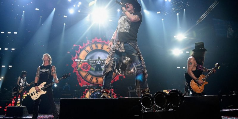 GUNS N' ROSES To Release A New Track For Terminator Film