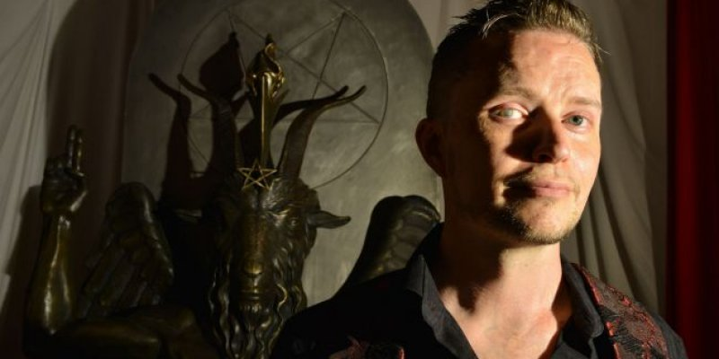 """The Satanic Temple's Lucien Greaves: """"I have always had a deep, visceral loathing for Radio Top 40 music"""""""