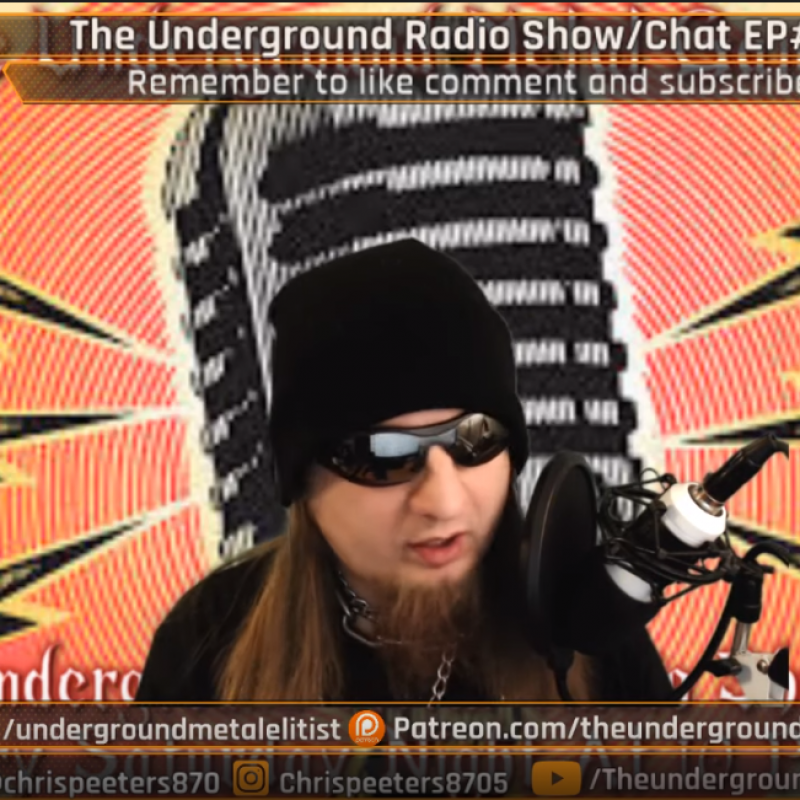 The Underground Metal Radio Show/Chat live! EP#3