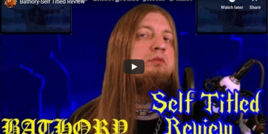 Bathory Self-Titled Review