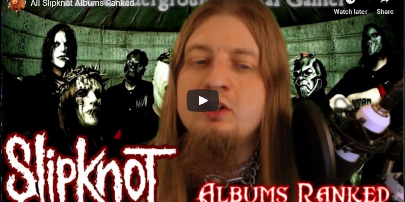 All Slipknot albums ranked