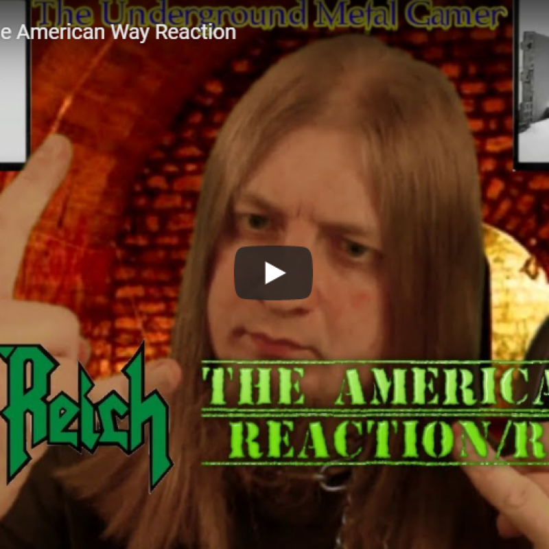 Sacred Reich The American Way Reaction