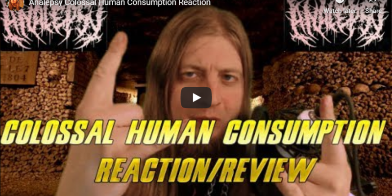 Analepsy Colossal Human Consumption Reaction