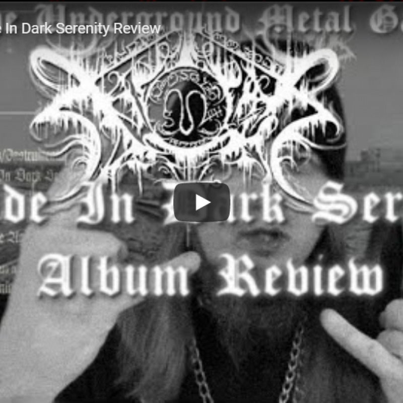Xasthur Suicide in dark serenity album review