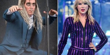 Maynard James Keenan Shares Meme Poking Fun At Unseating TAYLOR SWIFT From #1 On The Charts