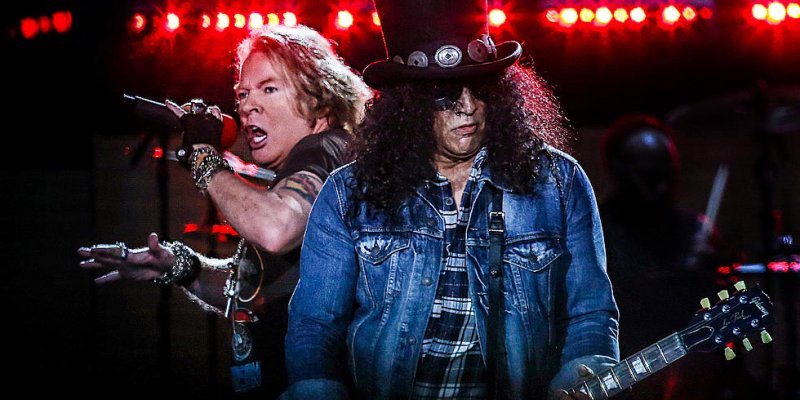GNR Shoots Down Report Of New Song!