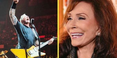 LORETTA LYNN 'Was Tickled' By METALLICA's Live 'Doodle' Of Her Song