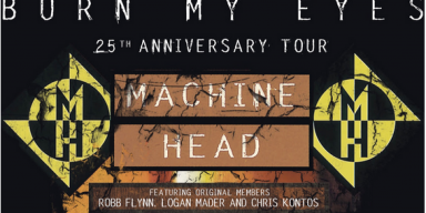 2ND EUROPEAN 'BURN MY EYES' 25th ANNIVERSARY TOUR ANNOUNCED