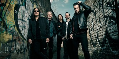 BLACK STAR RIDERS Slam America's Gun Laws