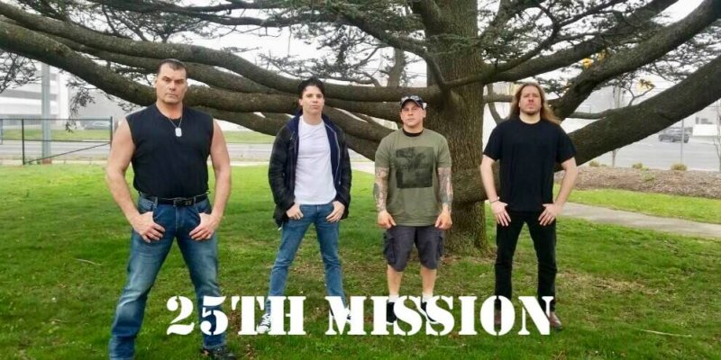 Interview with 25TH MISSION by Dave Wolff