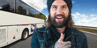 Every Time I Die singer Keith Buckley  is now an ordained minister