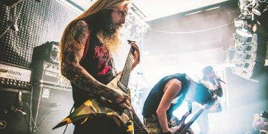 Suicide Silence's Mark Heylmun returns from hiatus