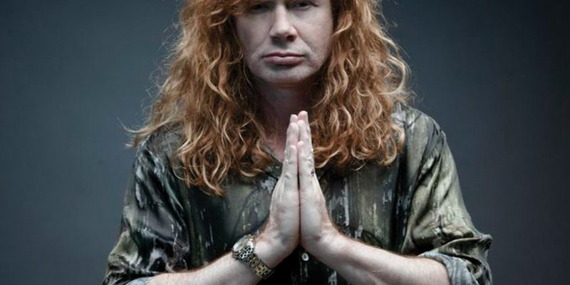 Dave Mustaine issues update on cancer battle