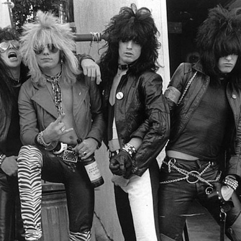 Motley Crue's Most F**ked Up Moments