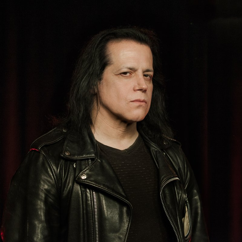 DANZIG Begins Shooting His Second Feature Film In October