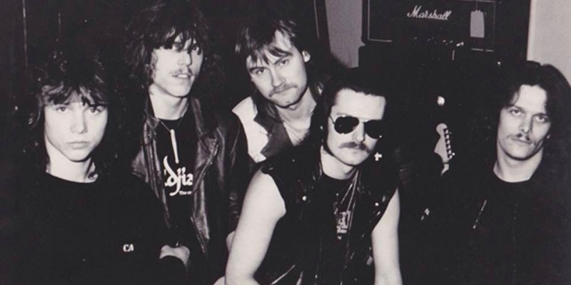 Michael Denner has no desire to speak with King Diamond and Hank Shermann