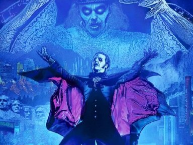 GHOST On Next Album: 'I've Only Recorded, So Far, A Demo Of One Track'