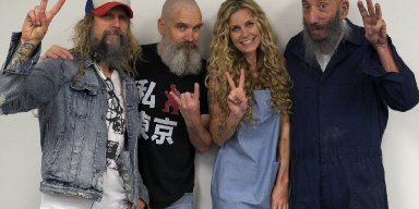 Rob Zombie Posts Last Photo With Sid Haig - RIP