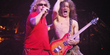 HAGAR 'WOULD LOVE' ONE LAST SHOW WITH VAN HALEN