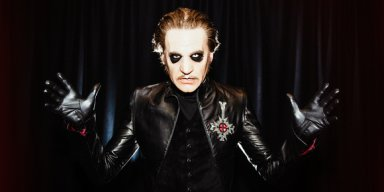 Cardinal Copia from Ghost collabs with Emigrate
