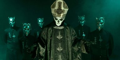 GHOST WILL DO 'ZERO TOURING IN 2020'