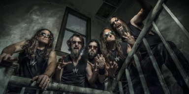 U.S. Heavy Metal Force WALPYRGUS to Release 'Walpyrgus Nights' June 9 on Cruz Del Sur Music