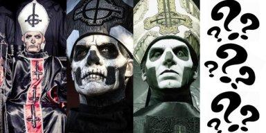 GHOST's New Album To Feature Papa Emeritus IV on Vocals