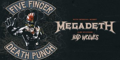Why MEGADETH Decided To Support FIVE FINGER DEATH PUNCH