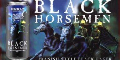 You Can Now Drink KING DIAMOND 'Black Horsemen' Beer