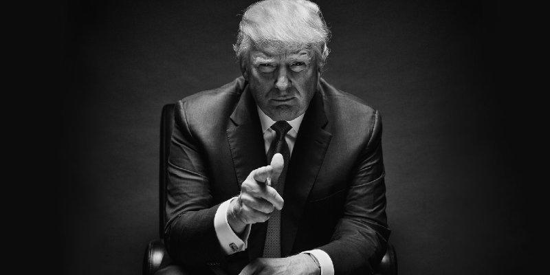"Donald Trump Sings Marilyn Manson's ""Irresponsible Hate Anthem"""