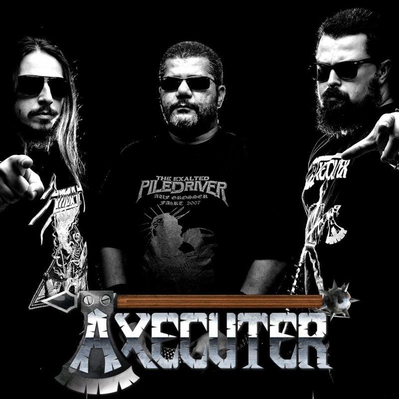"AXECUTER: Find ""Surrounded By Decay"" on Top Streaming Platforms"