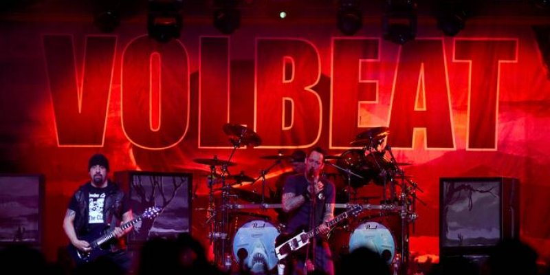 Volbeat Walk Off Stage Without Even Finishing One Song