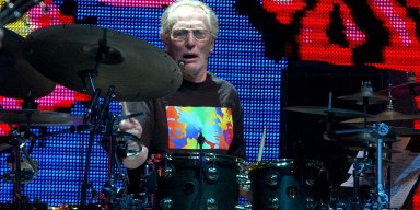 Carmine Appice Remembers Ginger Baker