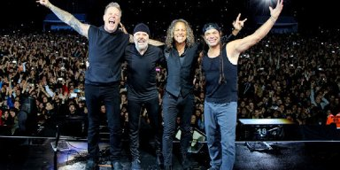 METALLICA: Countdown Clock To Hit Zero On Thursday?