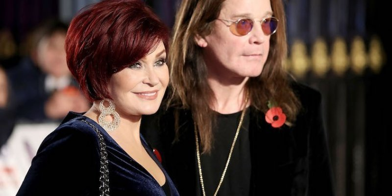 Sharon Responds To Reports That OZZY Will Be Dead By Christmas