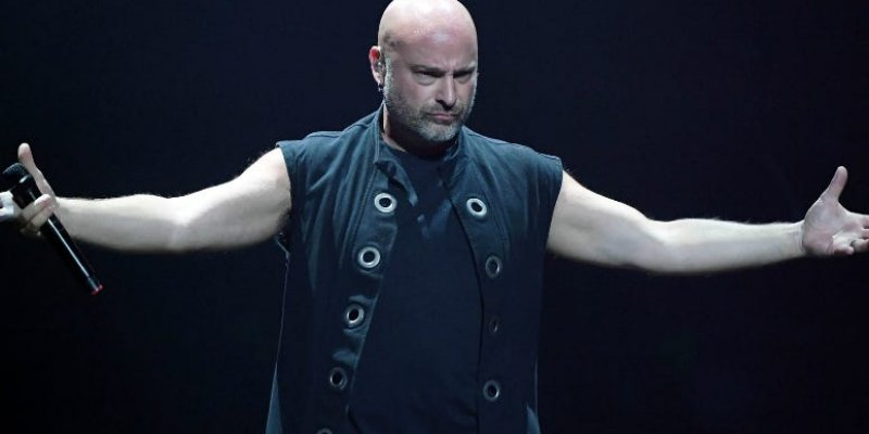 David Draiman Wants to Sing the National Anthem at Super Bowl LIV