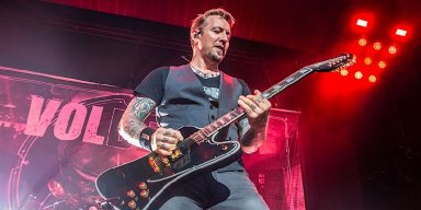 VOLBEAT 'HAD NO CHOICE' BUT TO CANCEL BELFAST