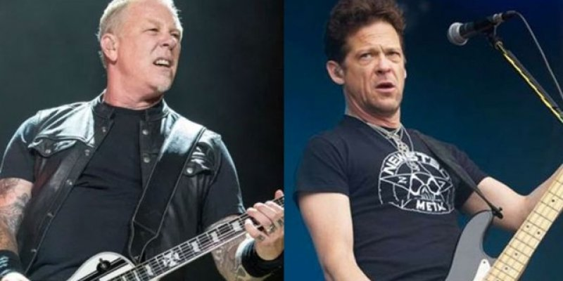 NEWSTED 'STABILIZED' METALLICA