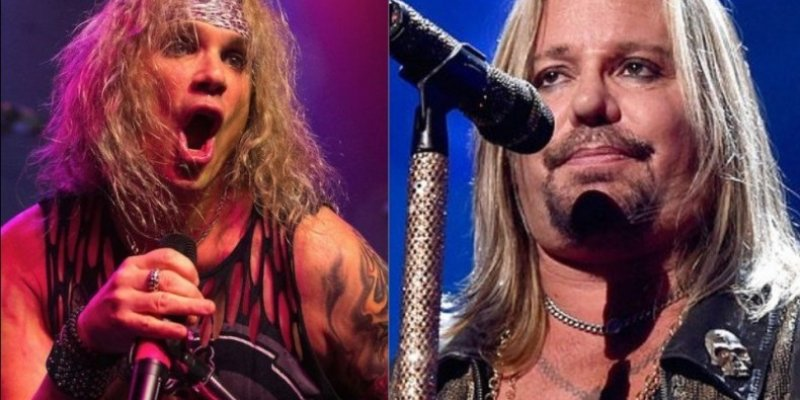 STEEL PANTHER Wants To Bring Back VINCE NEIL
