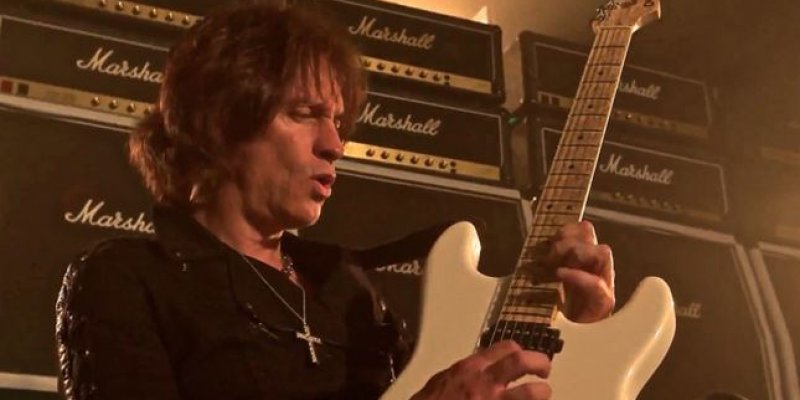 CHRIS IMPELLITTERI Slams 'Metal Sites' For Not Promoting His Latest Video